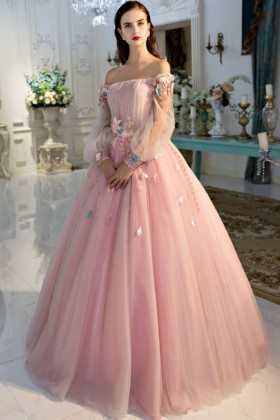 Puffy Formal Dresses Big Puffy Evening Prom Gowns Collection Vq