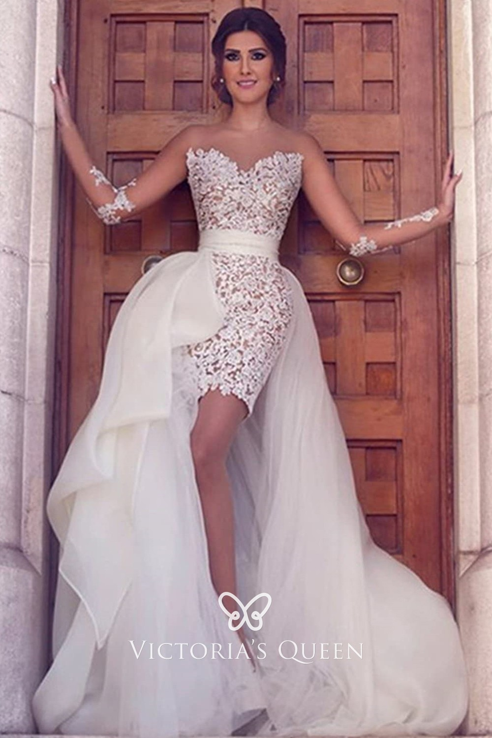 Short White Wedding Dresses 54 Off Tajpalace Net