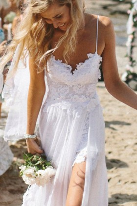 99 Beach Wedding Dresses Bridal Gowns 2021 On Sale Online Vq