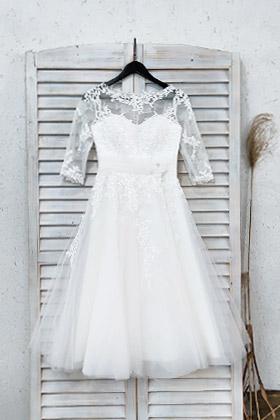 Vintage Wedding Dresses   Retro Style Bridal Gowns